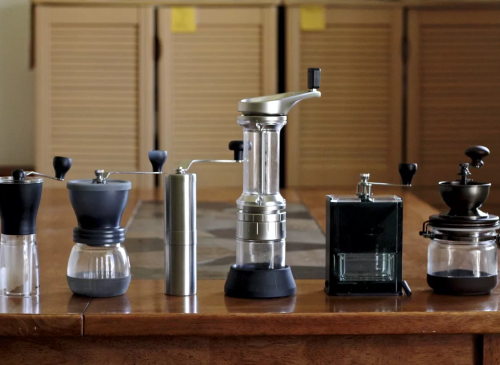 porlex Tall Hand Coffee Grinder Reviews